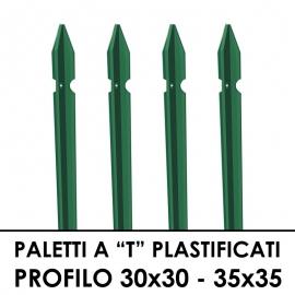 Paletti Plastificati - Confezione 10 pezzi