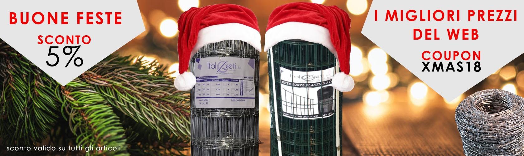 Offerte Natale 2018 Italreti