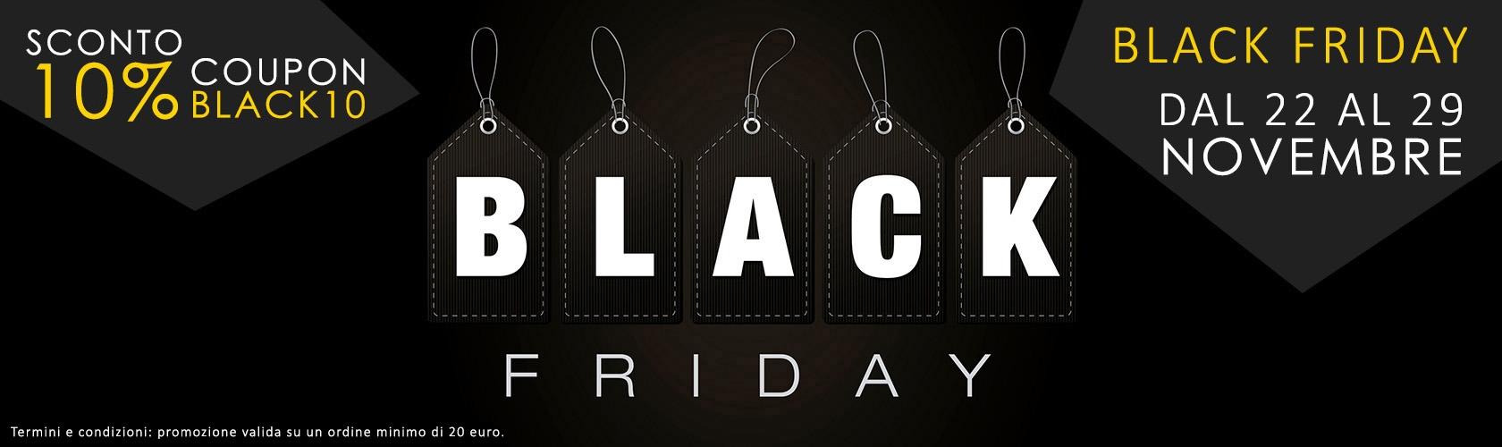 Black Friday Italreti
